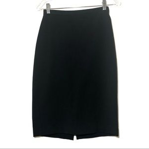 The Limited black pencil skirt size 2